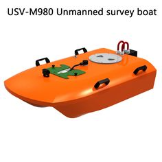 Polyethylene Aluminium Hydrographic Survey Rc Remoted Control Vehicle Unmanned Autopilot Surface Vessel Boat Usv-m980 For Sale - Buy Unmanned Electric Boat,Gps Rc Boats For Sale,Polyethylene Boat For Sale Product on Alibaba.com