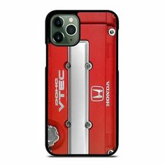 DOHC JDM B18C Honda Vtec 3 iphone case