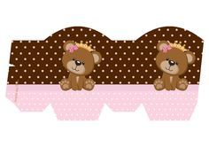 Bear Party, Party Printables, Toy Chest, Alice, Hello Kitty, Teddy Bear, Children, Birthday, Crafts