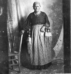 Mary Inkanish - Caddo - before 1918