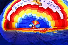 Take Off- Before you take off, fill out the Hot Air Pilot Application.  http://www.balloonfiesta.com/pilots-and-crew/pilot-application
