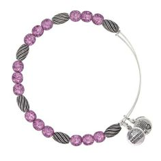 Alex and Ani Mulberry Watercolor Beaded Bangle Russian Silver, A12EB158RS Alex and Ani,http://www.amazon.com/dp/B00IOXV3F6/ref=cm_sw_r_pi_dp_v71qtb0XD15VXM3D