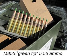 Petition: Stop The M855 Ammo Ban!