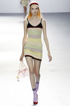 Sibling Spring 2016 Ready-to-Wear Fashion Show