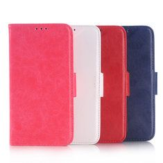 [US$5.59] Side Button PU Leather Stand Holder Case Cover For Samsung Galaxy A7  #button #case #cover #galaxy #holder #leather #samsung #side #stand