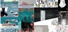 «Η εικονογράφηση διαβάζεται» στη μεγάλη έκθεση στο Κέντρο Τεχνών Athens, Stuff To Do, Places To Go, Cinema, Culture, Art, Movie Theater, Craft Art, Movies