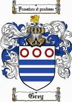 Grey Coat of Arms / Grey Family Crest