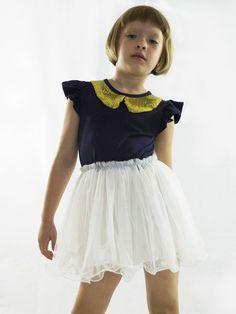 Blue gypsy dress - Rocker by bébé