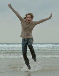 Emma dans Harry Potter 7 partie 1