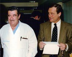 Con el Profesor José Palacios Carvajal