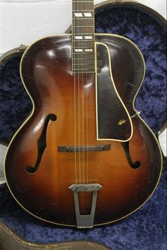 Gibson Archtop Jazz Guitar