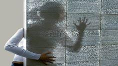 Paredes de cemento… ¡Transparentes!