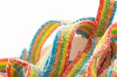 Rainbow Candy - do you love these? BE CAREFUL **DANGER** http://peaklifelink.com/health/reducing-sugar-fixed-my-gut-issues/