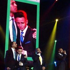 JLS goodbye tour last gig yesterday (22nd December)