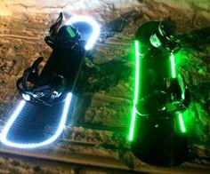 Snowboard LED Kit