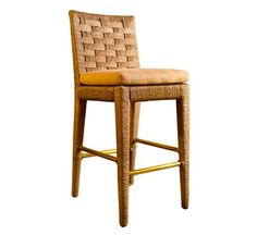 Hopkins Rope Counter Stool : Rope : Material : Indoor Furniture : The Wicker Works