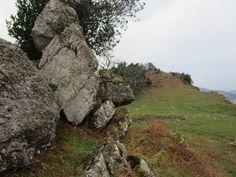 https://flic.kr/p/ErJ3Qb | Rocas grandes en la cima.