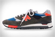 NEW BALANCE 998 SNEAKERS | BY J CREW