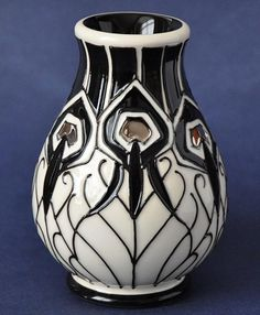 Moorcroft Pottery 7/3 Peacock Parade Nicola Slaney Open Edition http://www.bwthornton.co.uk/moorcroft.php