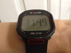 Laufuhr RCX5 von Polar