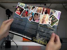 Photographer's brochure