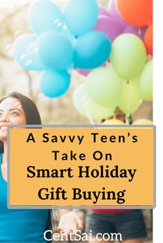 A Savvy Teen's Take On Smart Holiday Gift Buying. You can get huge bargains on some really good gift stuff at thrift shops. Just set up your cosy 'gift closet'!