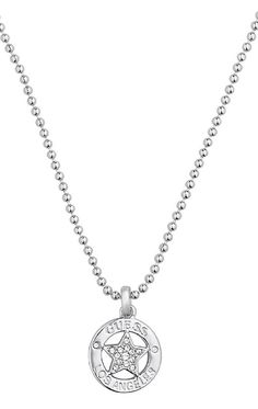 Collar Guess metal mujer UBN21599