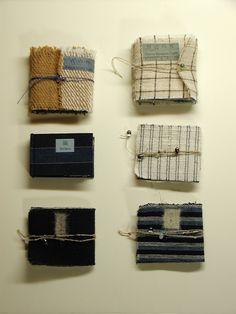 Book Art, Fabric Journals, Fabric Books, Stitch Book, Handmade Books, Book Binding, Altered Books, Book Crafts, Mini Books