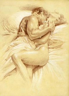 "Saatchi Art Artist Walter Girotto; Drawing, ""PASSIONE"" #art"