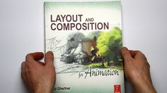 Flip-Through - Layout and Composition for Animation by Ed Ghertner Perspective Drawing, Book Layout, Figure Drawing, Art Education, Art Lessons, Storytelling, Book Art, Concept Art, My Books