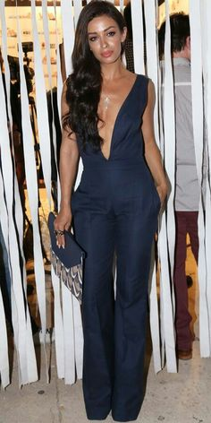 Eleni Foureira Dove Cameron, Celebrity Style, Wolfsbane, Jumpsuit, Celebrities, My Style, Hair Ideas, Singers, Idol