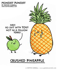 Crushed pineapple