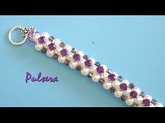 Diy - Pulsera facil para principiantes- Easy bracelet for beginners - YouTube
