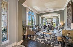 Manor Plan At Carillon - The Villas | Dallas, TX
