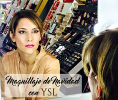 A step by step make up video using YSL new Holidays collection!!
