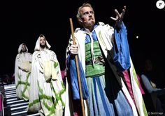 David Alexis (Merlin L'enchanteur) - La Légende Du Roi Arthur