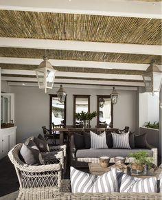 Yvonne O'Brien int - Bamboo ceiling