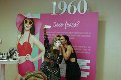 Selfie de Lúcia Garcia e Rute Obadia