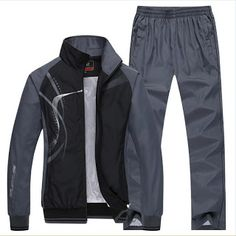 mens Sportswear Man Sporting set brand Tracksuits kocogas hoodies and sweatshirts mens JacketsPants 2Pcs 5xl plus siz (32797837117)  SEE MORE  #SuperDeals