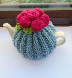 Small Tea Cosy 1-2 cup tea pot by LittleDaisyKnits on Etsy