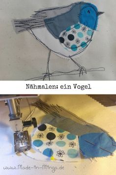 Sewing – patchwork with fabric remnants - Diy And Crafts Trends