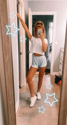 outfits with leggings \ outfits . outfits for school . outfits with leggings . outfits for school winter . outfits with air force ones . outfits with black jeans . outfits with doc martens . Teen Fashion Outfits, Summer Outfits Women, Mode Outfits, Womens Fashion, Fashion Fashion, Spring Outfits, White Girl Outfits, Club Outfits, Fashion Lookbook