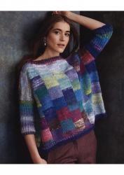 Ravelry: Squared pattern by Margie Kieper Knitting Patterns, Crochet Patterns, Creative Knitting, Stitch Fit, Crochet Fashion, Knitting Designs, Hand Knitting, Knitwear, Knit Crochet