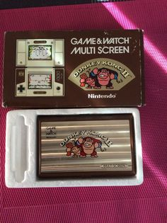 Game and Watch Multi Screen Donkey Kong 2