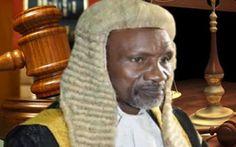 Collins Aigbogun: Constitution amendment: S'Court asks Jonathan, NASS to settle before Wednesday