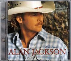 Alan Jackson. Drive 10000