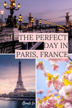 One Day in Paris: How to See Paris in a Day