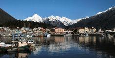 Sitka, Alaska.  #Alaska
