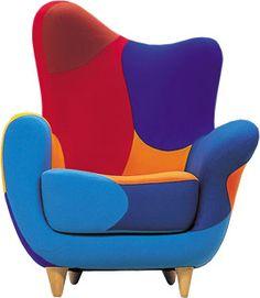Moroso Alessandra chair