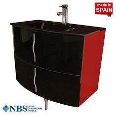 Modern Bathroom Vanities New York bathroom vanity zebra socimobel spain | luxurious bathroom